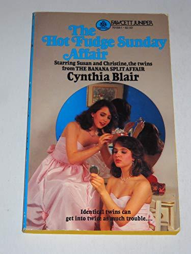 9780449701584: Hot Fudge Sunday Affair: (#2)
