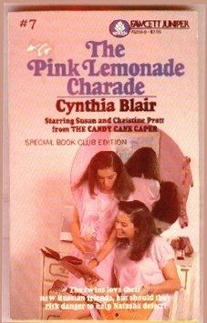 9780449702581: The Pink Lemonade Charade: (#7) (Pratt Twins)
