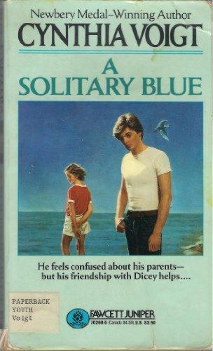 9780449702680: A Solitary Blue