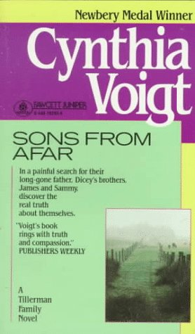 9780449702932: Sons from Afar (The Tillerman Series #6)