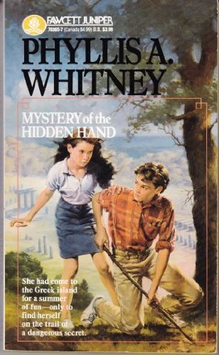 Mystery of the Hidden Hand: Whitney, Phyllis A.