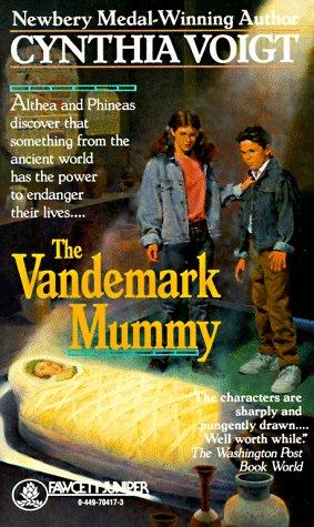 9780449704172: The Vandemark Mummy