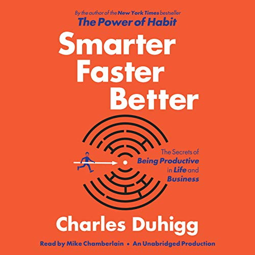 9780449806487: Smarter Faster Better: The Secrets of Being Productive in Life and Business