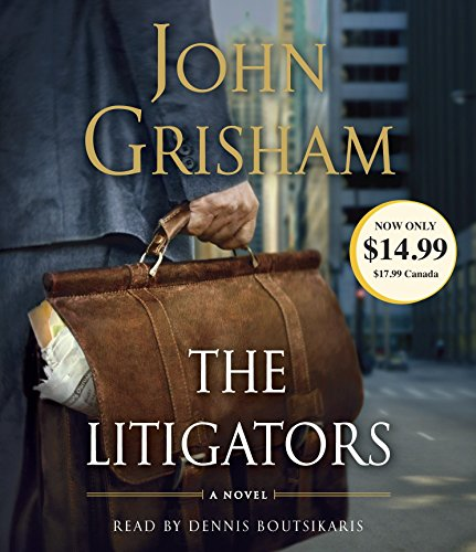 9780449806913: The Litigators