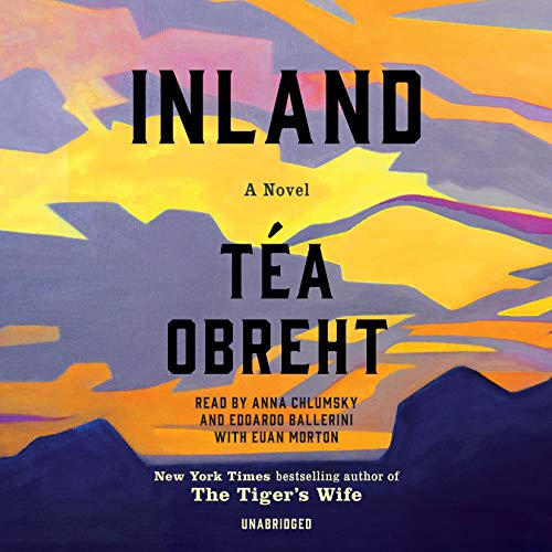 Book Cover: Inland: A Novel