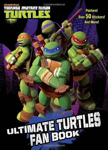 9780449809914: Ultimate Turtles Fan Book