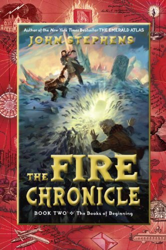 9780449810156: The Books of Beginning 02. The Fire Chronicle