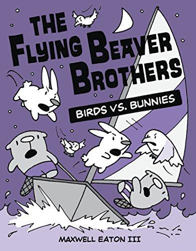 9780449810224: The Flying Beaver Brothers: Birds vs. Bunnies