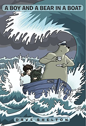 9780449810606: A Boy and a Bear in a Boat