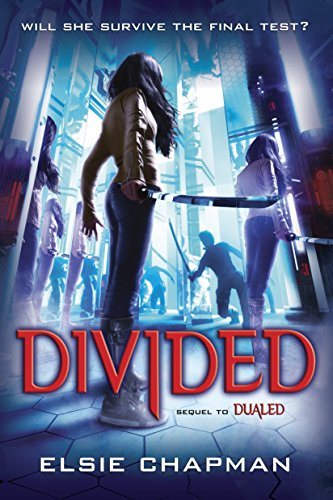 9780449812983: Divided (Dualed Sequel)