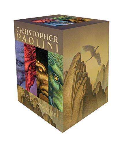 9780449813225: Inheritance Cycle 4-Book Trade Paperback Boxed Set (Eragon, Eldest, Brisingr, In (The Inheritance Cycle)