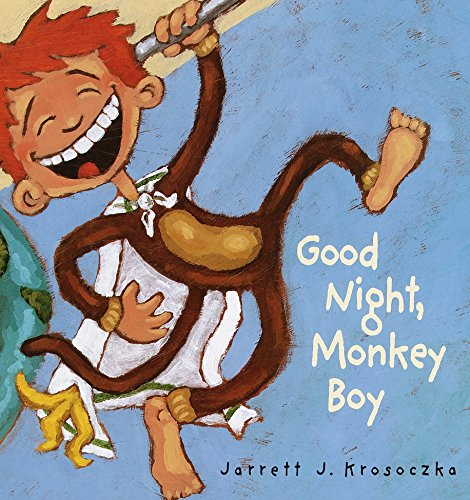 9780449813232: Good Night, Monkey Boy