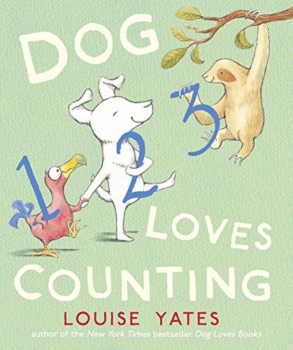 9780449813423: Dog Loves Counting