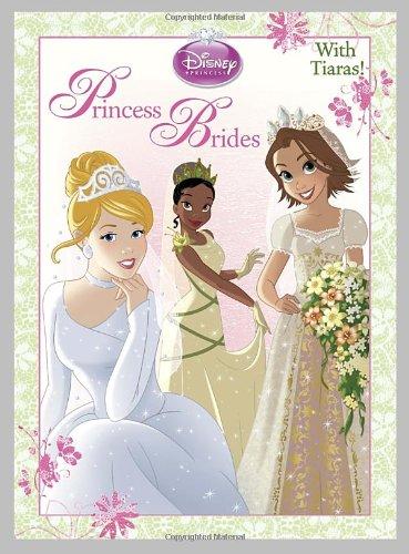 9780449813836: Princess Brides (Disney Princess (Random House Paperback))