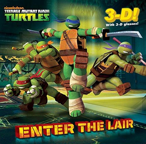 9780449813850: Enter the Lair (Teenage Mutant Ninja Turtles) (Pictureback(R))
