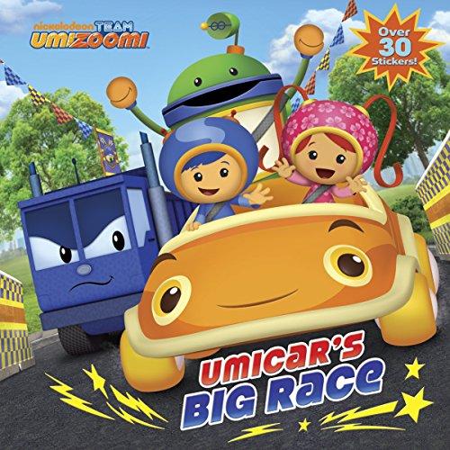 9780449813867: Umicar's Big Race