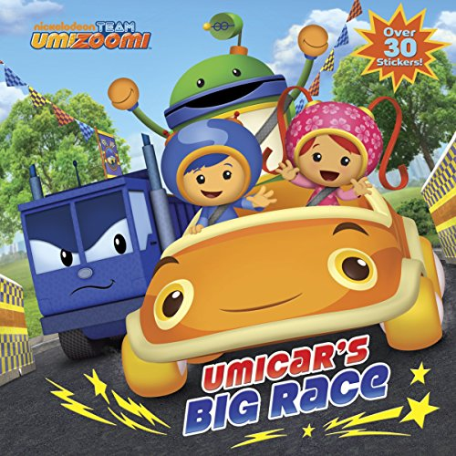 9780449813867: UmiCar's Big Race (Team Umizoomi) (Pictureback(R))