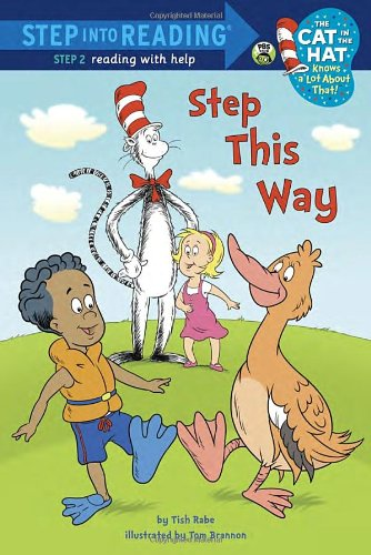 9780449814352: Step This Way (Dr. Seuss/Cat in the Hat) (Step into Reading)