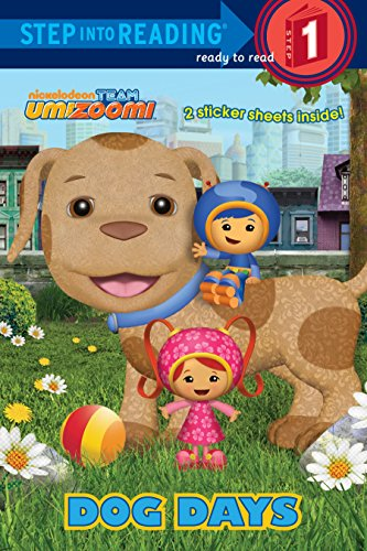 9780449814369: Team Umizoomi: Dog Days (Team Umizoomi. Step Into Reading)