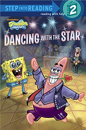 9780449814383: Dancing with the Star (Spongebob Squarepants) (Spongebob Squarepants. Step Into Reading)