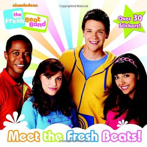 9780449814468: Meet the Fresh Beats! (Nickelodeon The Fresh Beat Band) (Pictureback(R))