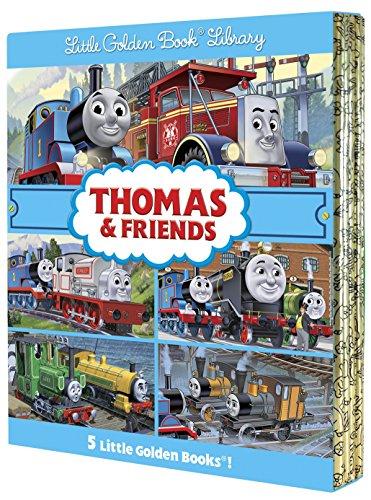 9780449814826: Thomas & Friends Little Golden Book Library