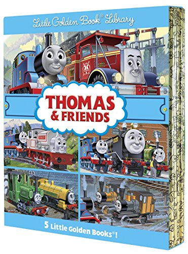 9780449814826: Thomas & Friends Little Golden Book Library (Thomas & Friends)