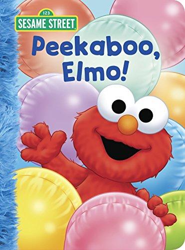 9780449814833: Peekaboo, Elmo!