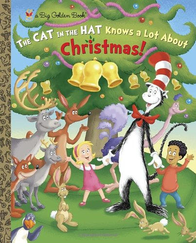 9780449814956: Cat in the Hat Knows a Lot about Christmas!: Dr. Seuss Cat in the Hat (Big Golden Books)