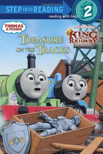 9780449815359: Treasure on the Tracks (Thomas & Friends) (Step into Reading)
