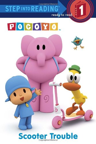 9780449815410: Scooter Trouble (Pocoyo) (Step into Reading)