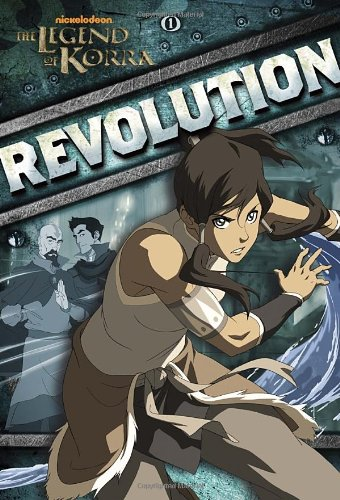 9780449815540: Revolution (Nickelodeon: Legend of Korra)