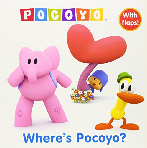 9780449816134: Where's Pocoyo? Pictureback With Flaps