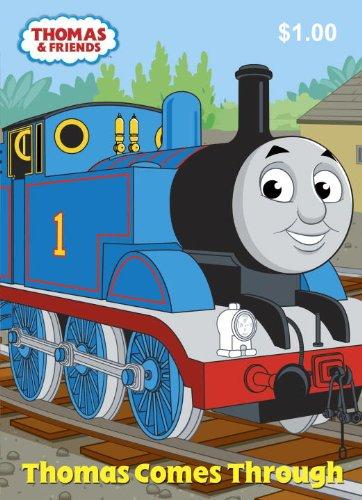9780449816417: Thomas Comes Through Coloring Book