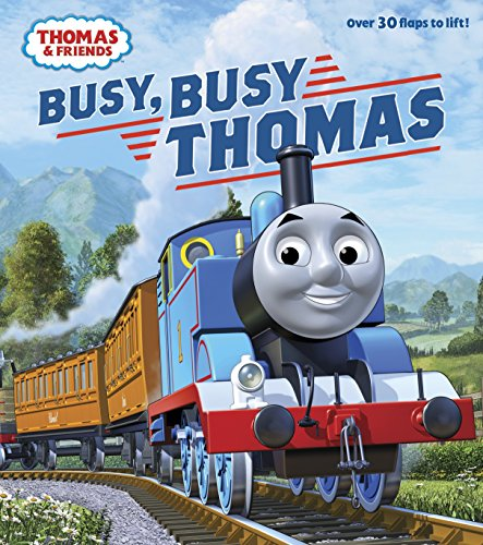 9780449816424: Busy, Busy Thomas