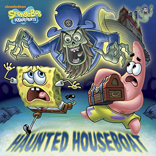 9780449817599: Haunted Houseboat (SpongeBob SquarePants) (Pictureback(R))