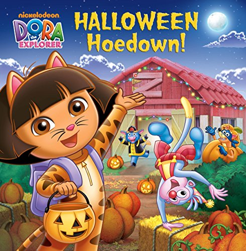9780449817629: Halloween Hoedown! (Dora the Explorer) (Pictureback(R))