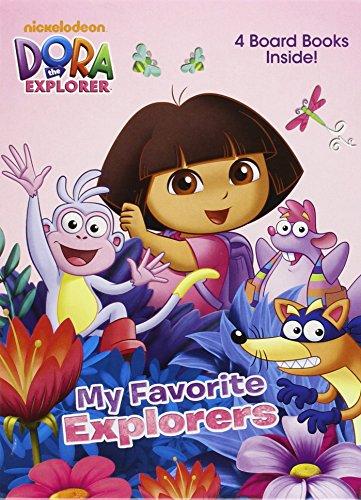 9780449817636: Dora the Explorer: My Favorite Explorers