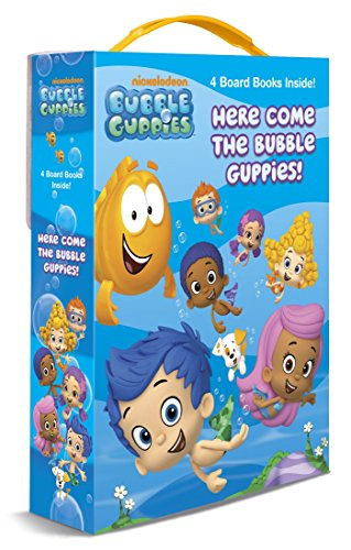 9780449817681: Here Come the Bubble Guppies! (Bubble Guppies)