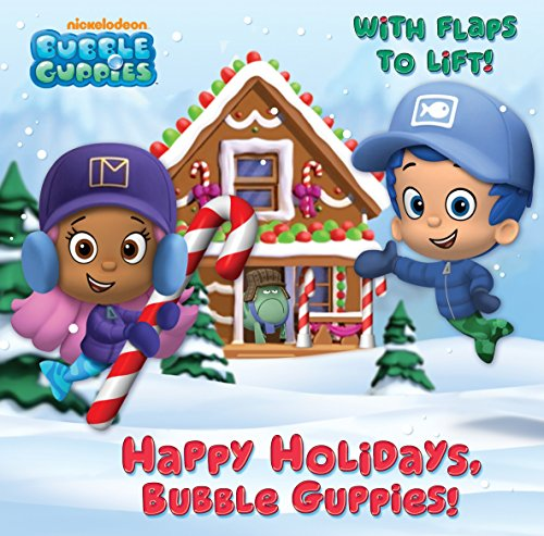 9780449817797: Happy Holidays, Bubble Guppies! (Bubble Guppies) (Pictureback(R))