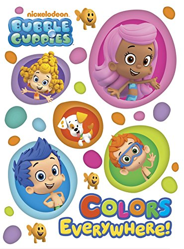 9780449817827: Colors Everywhere! (Bubble Guppies) (Board Book)