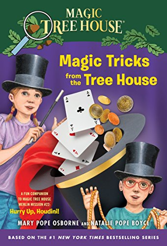 9780449817902: Magic Tricks from the Tree House: A Fun Companion to Magic Tree House #50: Hurry Up, Houdini!
