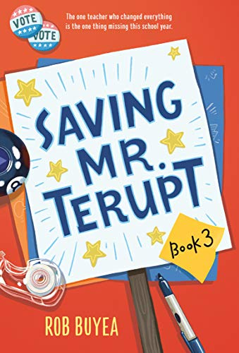9780449818282: Saving Mr. Terupt
