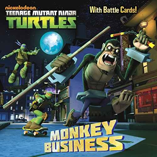 Monkey Business (Teenage Mutant Ninja Turtles) (Pictureback(R)) (0449818527) by Random House