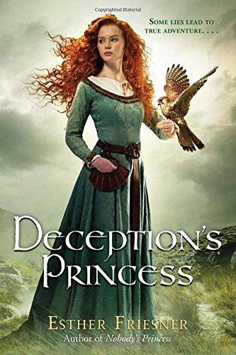 9780449818633: Deception's Princess (Princesses of Myth)