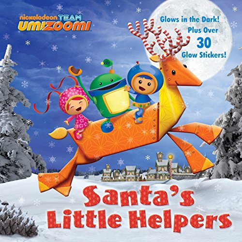 9780449818817: Santa's Little Helpers (Team Umizoomi)