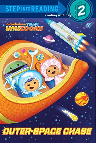 9780449818909: Outer-Space Chase (Team Umizoomi. Step Into Reading)