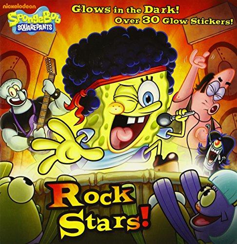 9780449818923: ROCK STARS!-SPONGEBO