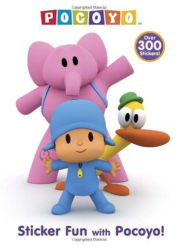 9780449819043: Sticker Fun with Pocoyo!