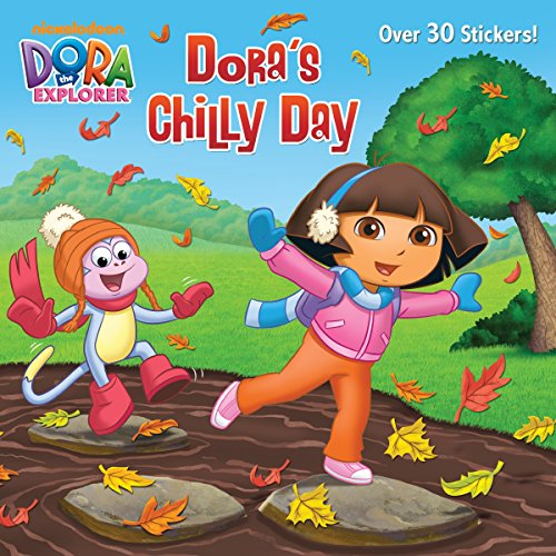 9780449819500: Dora's Chilly Day (Dora the Explorer)